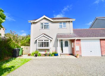 Thumbnail 3 bed detached house for sale in London Road, Holyhead