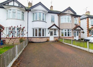 Thumbnail 3 bedroom terraced house for sale in Bridgewater Drive, Westcliff-On-Sea
