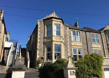 Thumbnail 2 bedroom flat for sale in Grove Park Road, Weston-Super-Mare