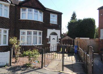 Thumbnail 3 bed semi-detached house to rent in Moorland Av, Droylsden, Manchester