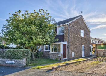Thumbnail 3 bed semi-detached house for sale in The Mallards, St. Ives, Cambridgeshire