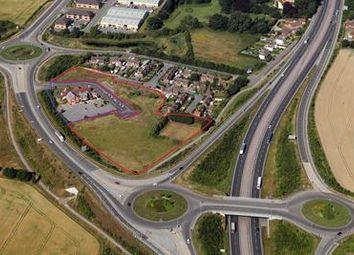 Thumbnail Land for sale in Plot A, Melton Park, Monksway West, Melton, Hull, East Yorkshire
