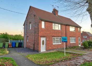 Thumbnail 2 bed semi-detached house for sale in St. Augustines Avenue, Chesterfield