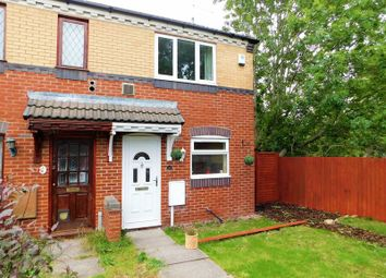Thumbnail 2 bed end terrace house for sale in Lyric Close, Stafford