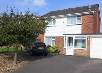 Thumbnail 4 bedroom detached house for sale in Cammel Road, West Parley, Ferndown