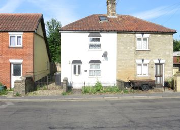 Thumbnail 2 bed property for sale in Hargham Road, Attleborough