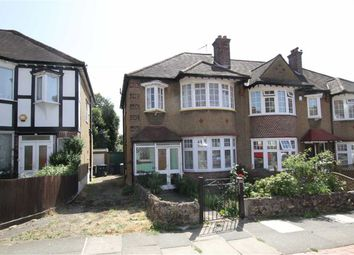 Thumbnail 3 bed end terrace house for sale in Walfield Avenue, London