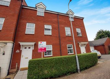 Thumbnail 3 bedroom town house for sale in Doe Close, Penylan, Cardiff