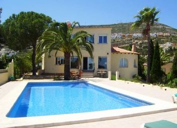 Thumbnail 4 bed chalet for sale in Benitachell, Alicante, Spain