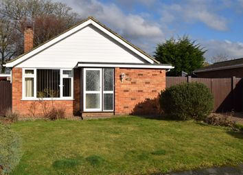 Thumbnail 2 bedroom detached bungalow to rent in Waverley Drive, Ash Vale, Aldershot