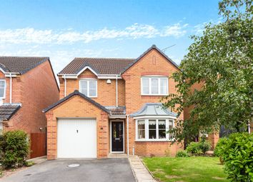 Thumbnail Detached house for sale in Sterling Close, Denby, Ripley