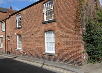 Thumbnail 1 bedroom flat for sale in Wellington Court Mews, Belper, Derbyshire