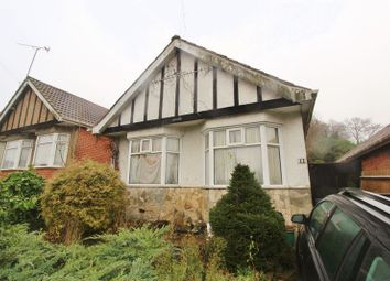 Thumbnail 2 bedroom detached bungalow for sale in Lytham Road, Southampton