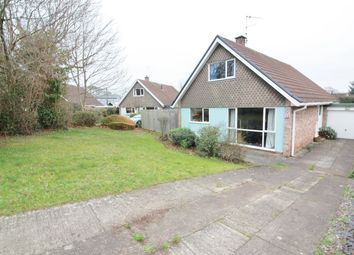 Thumbnail 4 bed detached house for sale in Caestory Avenue, Raglan, Usk