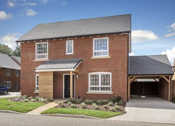 "Thumbnail 3 bedroom detached house for sale in ""Beech"" at Blackwall Road South, Willesborough, Ashford"