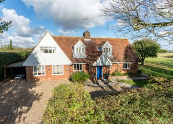 Thumbnail 4 bed detached house for sale in Bromans Lane, East Mersea, Colchester