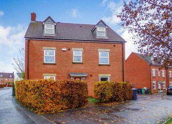 Thumbnail 5 bed detached house for sale in Warren Road, Staverton, Trowbridge