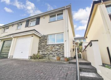3 bed semi-detached house for sale in Greig Drive, Barnstaple EX32