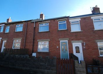 Thumbnail 3 bed terraced house for sale in Matfen Terrace, Newbiggin-By-The-Sea