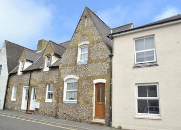 Thumbnail 1 bed terraced house for sale in 27 West Street, Ventnor, Isle Of Wight