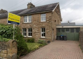 Thumbnail 2 bed property to rent in School Lane, Baslow, Bakewell