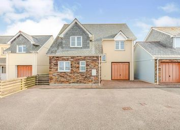 Thumbnail 3 bed detached house for sale in Atlantic Road, Tintagel, Cornwall