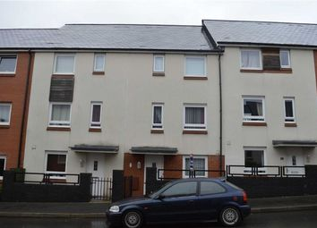 Thumbnail 4 bed town house for sale in Ffordd Donaldson, Swansea