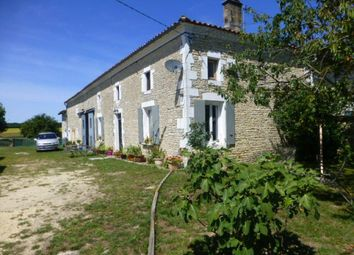 Thumbnail 3 bed property for sale in Chef-Boutonne, Deux-Sevres, 79110, France