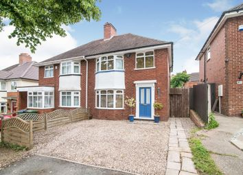 3 bed semi-detached house for sale in Hurst Road, Bearwood, Smethwick B67