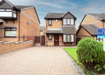 Thumbnail 3 bed detached house for sale in Stafford Road, St. Helens