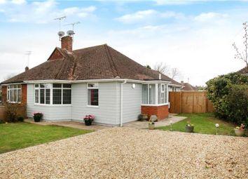 Thumbnail 2 bed semi-detached bungalow for sale in Chaucer Avenue, Rustington, Littlehampton