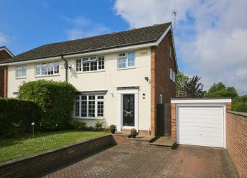 Thumbnail 3 bed semi-detached house for sale in Kibbles Lane, Southborough, Tunbridge Wells