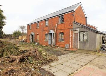 Thumbnail Semi-detached house for sale in St Philips Road, Upper Stratton, Swindon