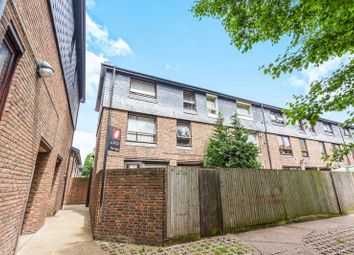 Thumbnail 4 bed end terrace house for sale in Manaton Close, London