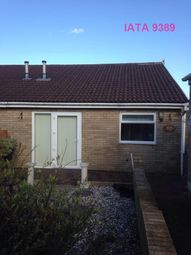Thumbnail 2 bed semi-detached bungalow to rent in Monmouth Drive, Merthyr Tydfil