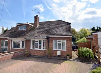Thumbnail 2 bedroom semi-detached bungalow for sale in Oakley Drive, Long Whatton, Loughborough