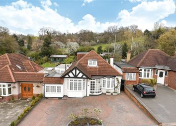 Thumbnail 4 bed bungalow for sale in Hillside Road, Northwood, Middlesex