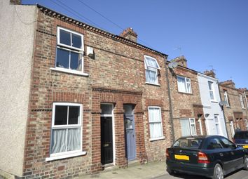 Thumbnail 2 bed terraced house for sale in Norman Street, York