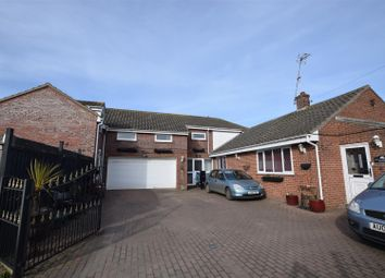 Thumbnail 6 bed detached house for sale in Walcott Road, Bacton, Norwich