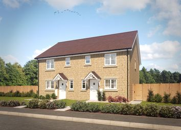 "Thumbnail 3 bed semi-detached house for sale in ""The Stroud"" at Donaldson Drive, Brockworth, Gloucester"