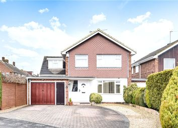 Thumbnail 4 bedroom detached house for sale in Ashtrees Road, Woodley, Reading
