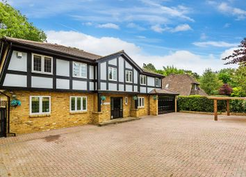 5 bed detached house for sale in Rickman Hill Road, Chipstead, Chipstead CR5