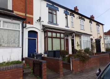 Thumbnail 3 bed terraced house for sale in Warwards Lane, Birmingham, West Midlands