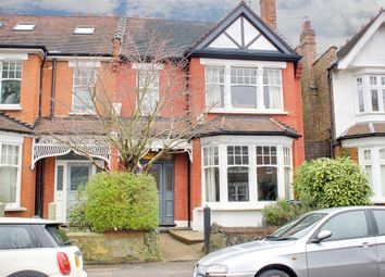 Thumbnail 5 bed semi-detached house for sale in Midhurst Avenue, Muswell Hill, London