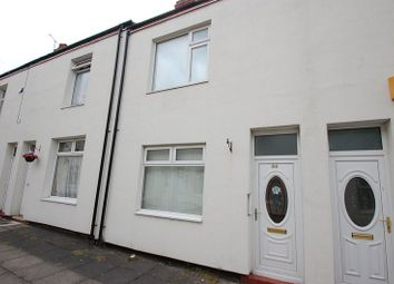 Thumbnail 3 bed terraced house for sale in Waverley Street, Stockton-On-Tees