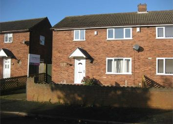 Thumbnail 3 bedroom semi-detached house for sale in Silver Birch Road, Norton Canes, Cannock, Staffordshire