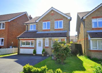 Thumbnail 4 bed detached house for sale in Hassocks Close, Eastbourne