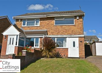 Thumbnail 2 bed semi-detached house to rent in Verder Grove, Top Valley, Nottingham