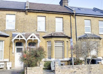 Thumbnail 3 bed terraced house for sale in Thorold Road, London