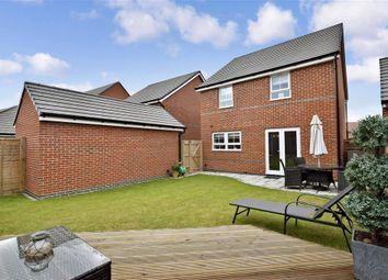 Thumbnail 4 bedroom detached house for sale in Battin Lane, Littlehampton, West Sussex